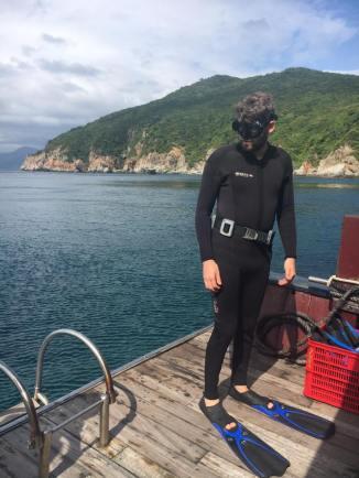 Geert duiken